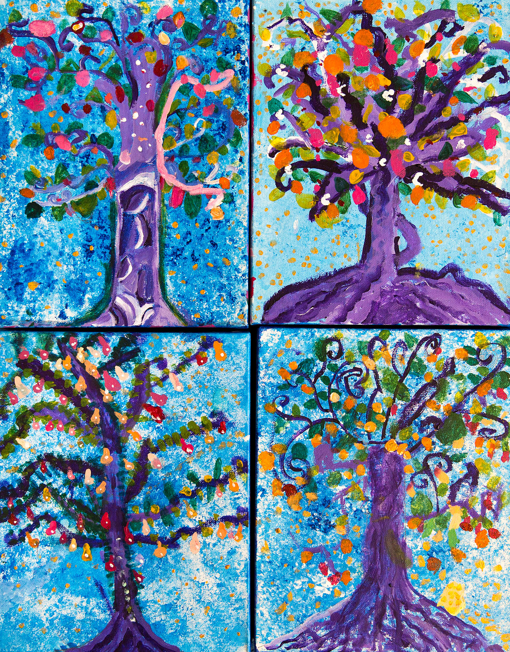 St Cuthbert with St Matthias CE Primary School Tree of Life Project